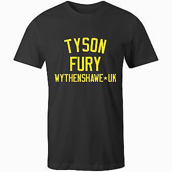 Tyson Fury Boxing Legend T-Shirt