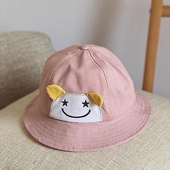 Chapeau de Panama d'été d'enfants, chapeau extérieur de soleil de plage de voyage