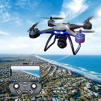 Quadcopter Drones - Wifi Fpv 2.4g/5.8g Esc Gps Hold Foldable Arm-wide Angle Hd
