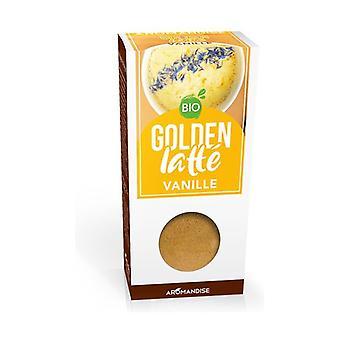 Organic Turmeric Latte Vanilla 60 ml of powder