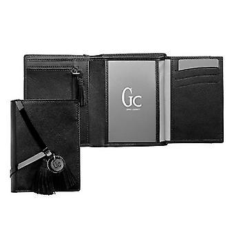 Women's Purse GC Black Leather