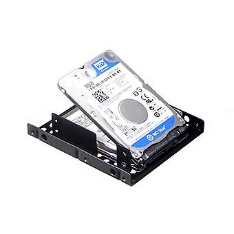 G16 Thick Double-layer Hard Drive Bracket 2.5 To 3.5 Inch Hard Disk Bay