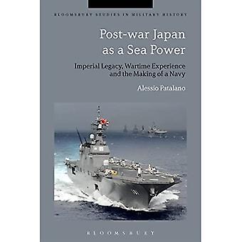 Post-war Japan as a Sea Power - Bloomsbury Studies in Military History