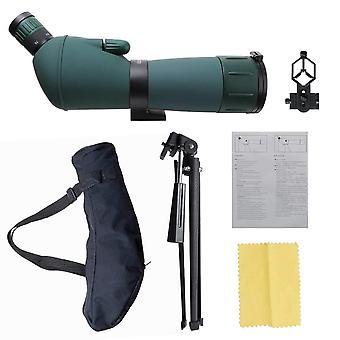 25-75X70 hd optisk telescopio monokulær kikkert okular teleskop til fuglekiggeri nattesyn spotting omfang vandtæt