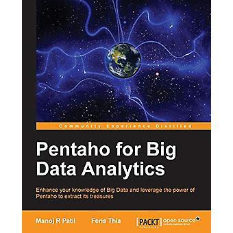 Pentaho for Big Data Analytics by Manoj R. Patil - 9781783282159 Book