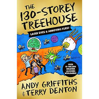 Den 130Storey Treehouse av Andy Griffiths