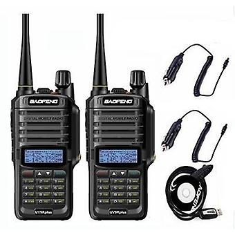 Vedenpitävä Uv-9r Plus 10w Langaton Cb Radio Walkie Talkie
