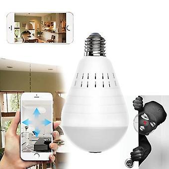 Mini Ip Camera 360 Degree Led Light 960p Wireless Panoramic Home Security Cctv