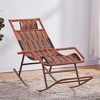 Reclining Chair, Nap Chair Balcony Family Recreational Chair, Beach Chair