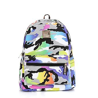 Women backpacks camouflage print special travel shoulder schoolbags