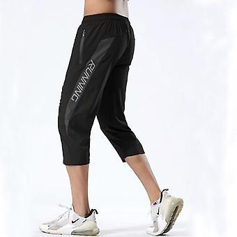Men's Running Shorts Gym Wear Fitness Workout Leggings