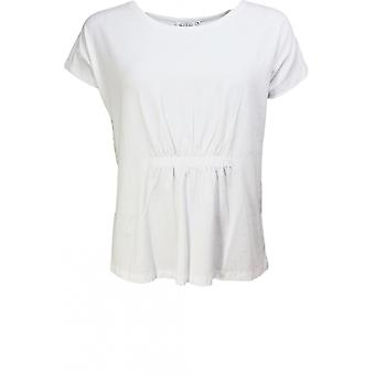 Masai Clothing Ebby White Jersey Top