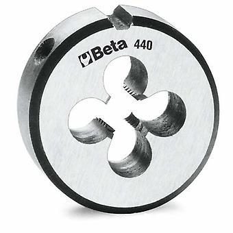 ベータ 004400211 440 ASW3/4 3/4bsw X 50.8 mm/2 の外径ラウンド死ぬクロム鋼
