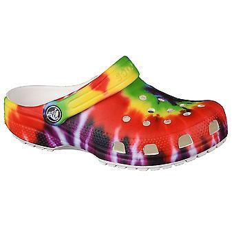 Crocs Classic Tiedye Graphic K 20545190H universaalit kesä lasten kengät
