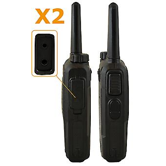 Radio station PMR 446 portable PNI DYNASCAN LB23 set with 2 pcs