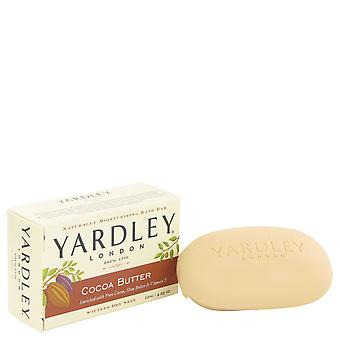 Yardley London Soaps by Yardley London Cocoa Butter Naturally Moisturizing Bath Bar 4.25 oz