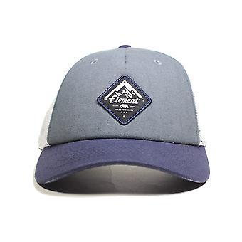 Element Icon Mesh Cap in Indigo