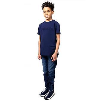 Jacob Cohen Kids Blue 5 Pocket Jean