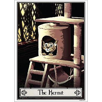 Dödlig Tarot Mini-affisch