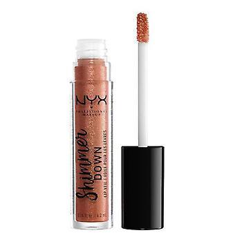 NYX Professional Make Up NYX Skimrar ner läppslöja 4.2ml honungspaj #02