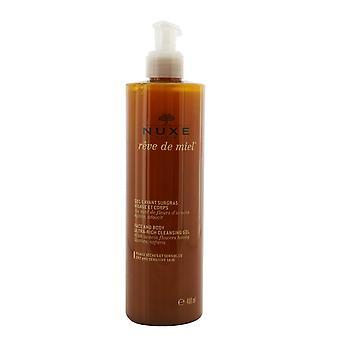 Reve de miel ansigt & krop ultra rige rensegel (tør &følsom hud) 150876 400ml/13.5oz