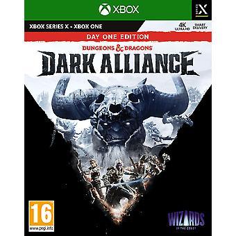 Dungeons & Dragons Dark Alliance Xbox Series X Game