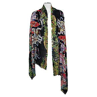 Tolani CollectionPrinted Scarf Printed Celebration Green A382643