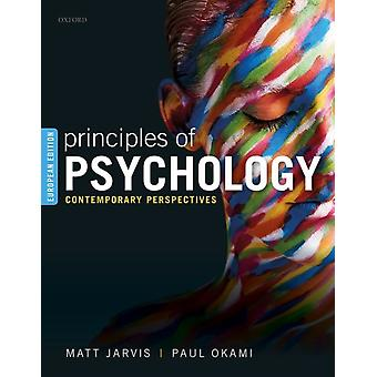 Principles of Psychology by Matt Leading exponent of psychology education from GCSE to postgraduate level Jarvis