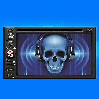 Universal Car Dvd Player First Generation Support Bluetooth Hands-free Call