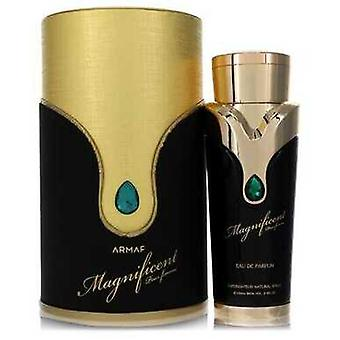Armaf Magnificent By Armaf Eau De Parfum Спрей 3.4 Oz (женщины)