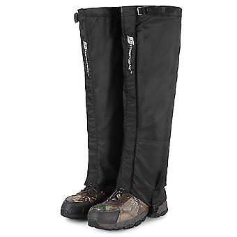 Long Gaiters Thermal Water-resistant Legs Protection Cover Skiing Snowboarding