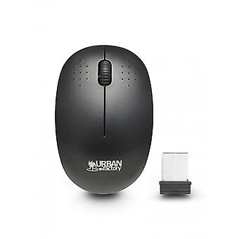 Mouse Urban Factory WMB01UF  Black