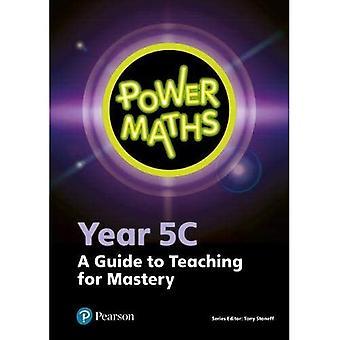 Power Maths Year 5 Teacher� Guide 5C (Power Maths Print)
