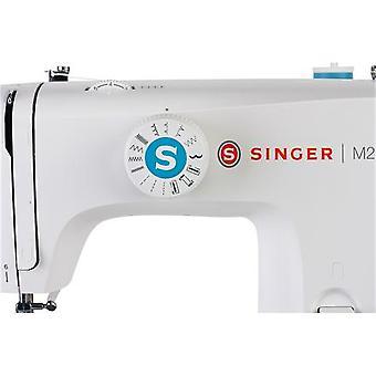 Singer Symaskin M2105 Antal stygn 8, Antal knapphål 1, vit