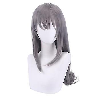 Anime wigs sakurajima mai party cosplay wigs halloween gift