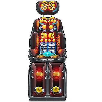 Массажеры массажное кресло шейного позвонка разминания многофункционального массажа тела автоматический домашний электрический