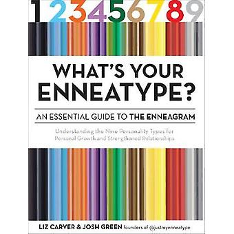 What's Your Enneatype An Essential Guide to the Enneagram Understanding the Nine Personality Types for Personal Growth and Strengthened Relationships