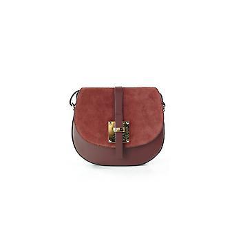 Vera Pelle Chlebak Zamsz VP116R everyday  women handbags