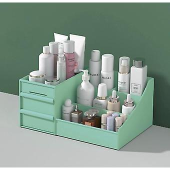 Cosmetic Storage Box Drawer Type Plastic Storage Rack