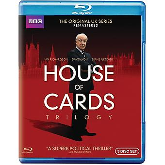 Importer des USA de House of Cards trilogie [BLU-RAY]