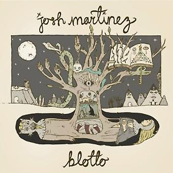 Josh Martinez - Blotto [CD] USA import