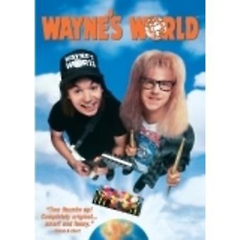 Mundo [DVD] EUA de Wayne importar