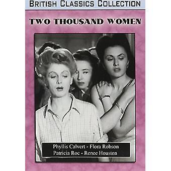 Importación de 2 mil mujeres [DVD] los E.e.u.u.