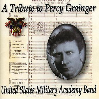 U.S. Military Academy Band - A Tribute to Percy Grainger [CD] USA import