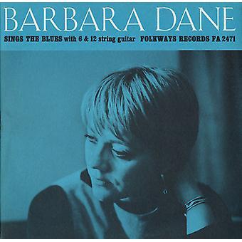 Barbara Dane - Barbara Dane canta la importación de los E.e.u.u. azul [CD]