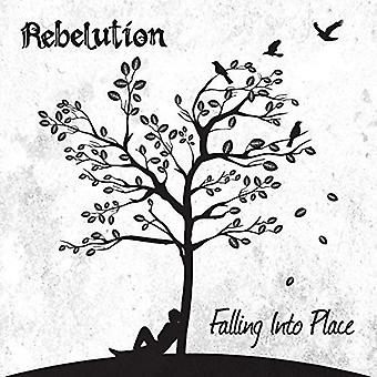 Rebelution - Falling Into Place [Vinyl] USA import