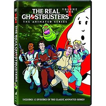 Echte Ghostbusters 1 [DVD] USA import
