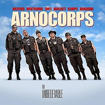Arnocorps - incroyable [CD] USA import