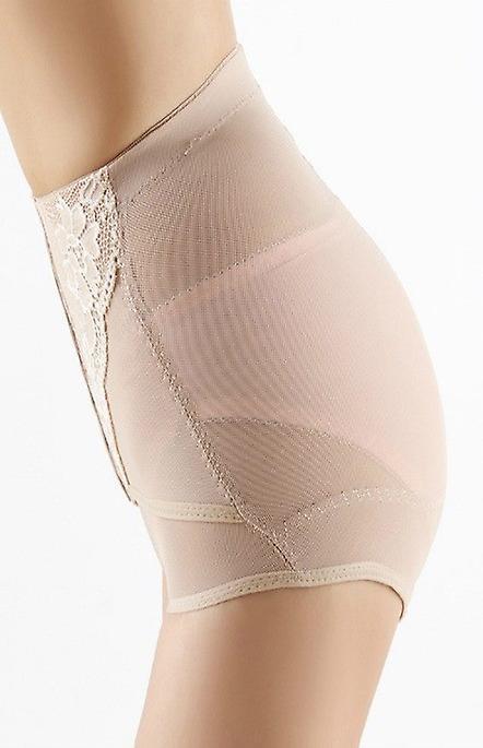 Slip de contrôle ventre avec lacet taille Shaper