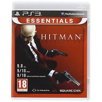 Hitman Absolution PlayStation 3 Essentials (PS3) - Uusi